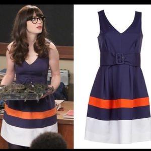 Kate Spade Sawyer A-Line Sleeveless Dress 00